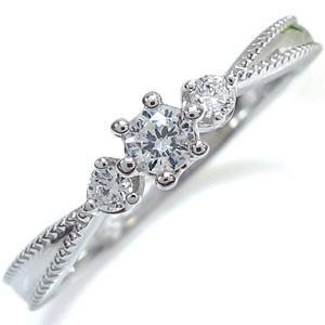 プラチナ 王冠 エンゲージリング ダイヤモンド 王冠 婚約指輪 安い クリスマス ポイント消化|plejour