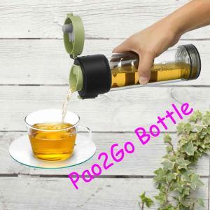 お好きなドリンクを作成できます。  この独創的なボトルは、断熱強化ガラスの二重壁であり、あなたの飲料...