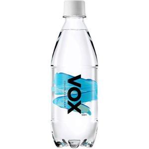 VOX ヴォックス 強炭酸水 プレーン 500ml×24本