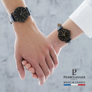 腕時計 メンズ ブランド ピエールラニエ 腕時計 レディース ブランド ペアウォッチ フランス製 ラ...