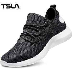 超軽量 スポーツ ランニングシューズ TESLA X573-BKO|plum-net