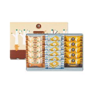 シュガーバターサンドの木 18個詰合 季節商品 詰合せセット お彼岸 敬老の日 秋のスイーツ ギフト