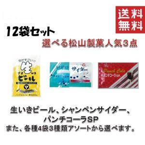 送料無料 松山製菓 タブレット ラムネ 12袋セット  送料無料  懐かしい! 駄菓子 定番 3種類から選べます。 ポスト投函便|plumterracenet