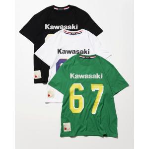 KAWASAKI×SEVESKIG S/SL T(67)|plus-c