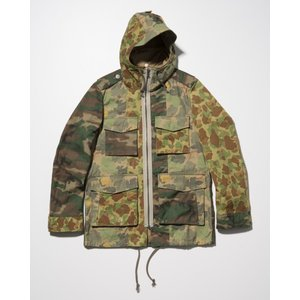 SEVESKIG(セヴシグ) CRAZY CAMO HUNTING JACKET|plus-c