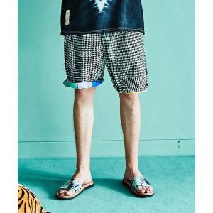 SEVESKIG(セヴシグ) AFGHAN STALL SHORT PANTS|plus-c