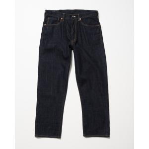 【予約商品】SEVESKIG(セヴシグ) EASY DENIM PANTS plus-c