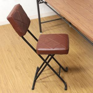 フォールディングチェアー フォールディングチェア パイプイス パイプ椅子 折り畳み椅子 折りたたみ椅...
