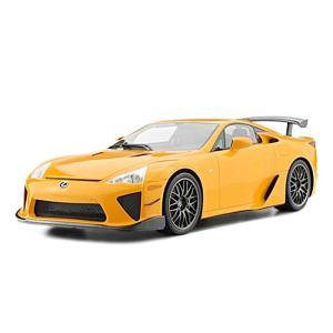 FRONTIART(フロンティアート) 1/18 Lexus(レクサス) LFA ニュルブルクリンクパッケージ ライトイエロー|plus1market