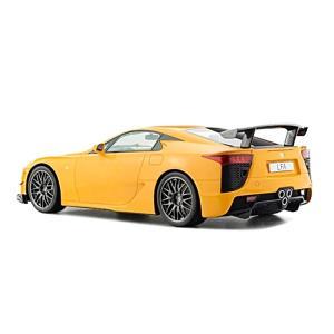 FRONTIART(フロンティアート) 1/18 Lexus(レクサス) LFA ニュルブルクリンクパッケージ ライトイエロー|plus1market|02