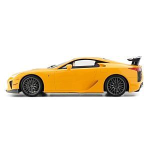 FRONTIART(フロンティアート) 1/18 Lexus(レクサス) LFA ニュルブルクリンクパッケージ ライトイエロー|plus1market|03
