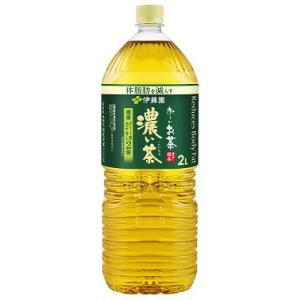 伊藤園 お〜いお茶 濃い茶 2リットル PET 1ケース(6本入)|plus1spot