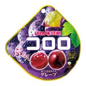 UHA 味覚糖 コロロ グレープ 48g