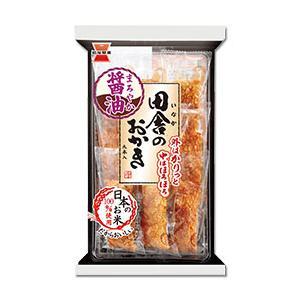 岩塚製菓 田舎のおかき まろやか醤油 9本入 ...の関連商品5