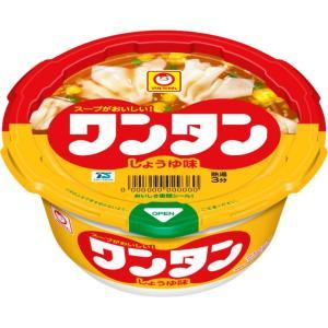 マルちゃん ワンタン しょうゆ味 ミニどんぶり...の関連商品5