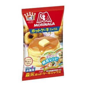 森永 ホットケーキミックス お徳用 袋 600g