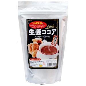 ケーアイフーズ 生姜ココア 黒糖入 200g|plus1spot