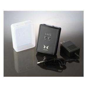 リチウムイオンバッテリーセット 8時間 (バッテリー・充電器・ソフトケース)|plus1spot