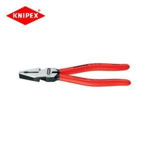 クニペックス KNIPEX 強力ペンチ 0201-180|plus1tools