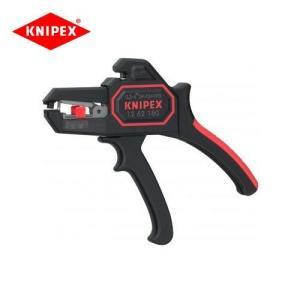 クニペックス KNIPEX 自動調整ストリッパー 1262-180|plus1tools