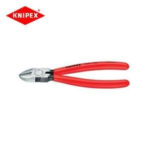 クニペックス KNIPEX 斜めニッパー140mm 7001-140|plus1tools