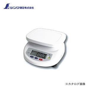 シンワ測定 デジタル上皿はかり 30kg取引証明用 70194|plus1tools