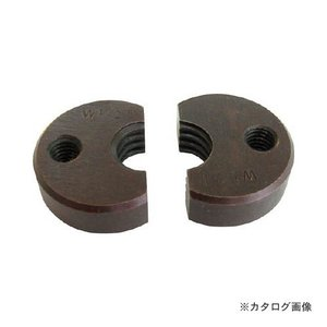 MCC 松阪鉄工所 全ネジカッタ替刃 M10 ABEM10S|plus1tools