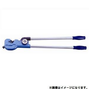 ロブテックス ロブスター エビ印 強力型圧着工具 銅線用裸圧着端子・裸圧着スリーブ(P.B)用 AK100|plus1tools