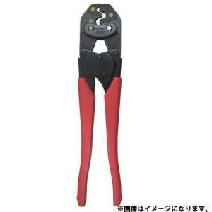 (おすすめ)エビ 圧着工具銅線用裸圧着端子・裸圧着スリーブ(P.B)用AK38A|plus1tools