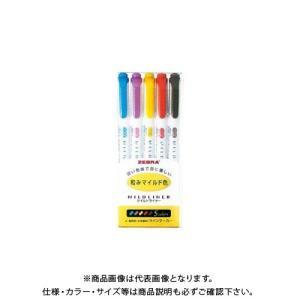 ゼブラ マイルドライナー RC 5色セット W...の関連商品5
