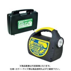 (おすすめ)(ケース付き)日動工業 エンジンスターター ビッグバンF1 AS-1224JS-S-BOX|plus1tools