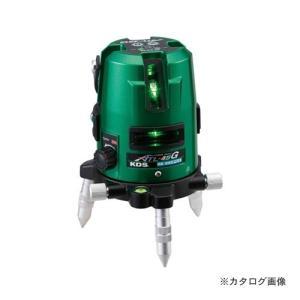 ムラテックKDS ATL-45GRSA グリーンレーザー墨出器 受光器・三脚|plus1tools