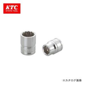 KTC 9.5sq. ソケット(六角) 23mm B3-23|plus1tools