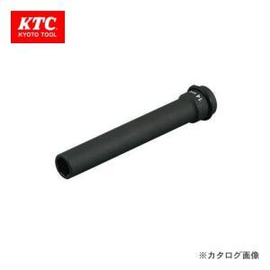 KTC 12.7sq. インパクトレンチ用ロングソケット(薄肉) ピン・リング付 BP4LL-19TP|plus1tools