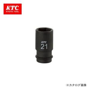 KTC 12.7sq. インパクトレンチ用ソケット(セミディープ薄肉) ピン・リング付 BP4M-34TP|plus1tools