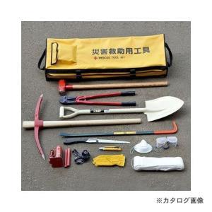 (個別送料1000円)直送品 アイガーツール アイガー災害救助用セット21点 ERT21|plus1tools