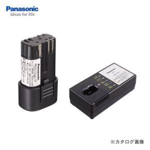 (おすすめ)パナソニック Panasonic 7.2V リチウムイオン電池+急速充電器セット EZ9L21ST|plus1tools