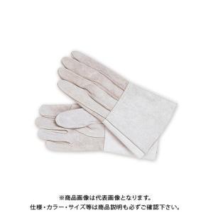 おたふく手袋 #460 HK5指長溶接用牛床革手袋 フリー|plus1tools