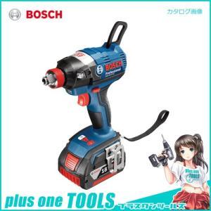 (おすすめ)ボッシュ BOSCH GDX18V-EC6 18V 6.0Ah バッテリーインパクトドライバー plus1tools