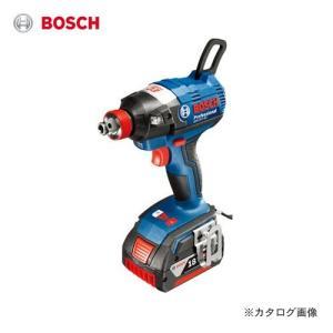 ボッシュ BOSCH コードレスインパクトドライバー GDX 18V-ECP6 (6.0Ahバッテリー2個、充電器、キャリングケースL-BOXX136付) plus1tools