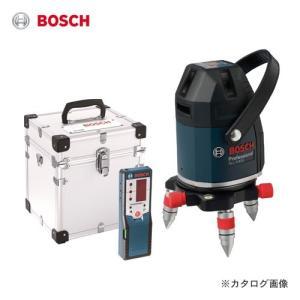 (おすすめ)ボッシュ BOSCH レーザー墨出し器(アルミ製キャリングケース・受光器付) GLL 5-40ELR|plus1tools