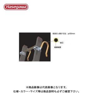 (個別送料1000円)直送品 ハセガワ 長谷川工業 はしごオプション フック HA2 11522|plus1tools