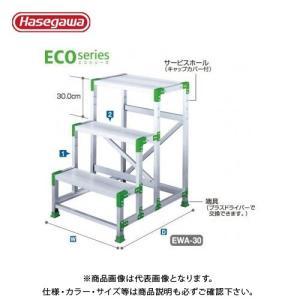 直送品 ハセガワ 長谷川工業 組立式作業台 EWA-30 15650|plus1tools