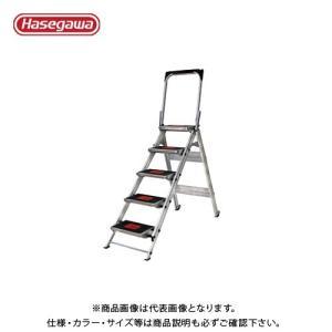 直送品 ハセガワ 長谷川工業 折りたたみ式作業台 セーフティステップ LG-10510B 16503|plus1tools