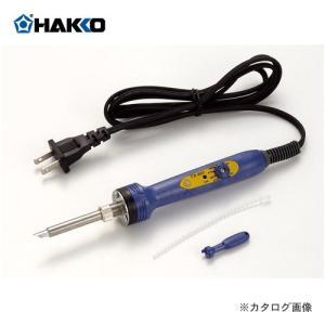 白光 HAKKO 高熱容量はんだこて(セラミックヒーター)平型プラグ FX601-01|plus1tools