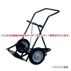 直送品 ハマコ HAMACO ボンベ台車/3輪車 酸素・アセチレンボンベ用 BC-03|plus1tools