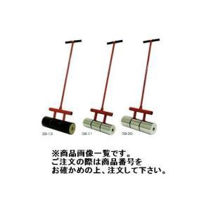 運賃見積り 直送品 広島 HIROSHIMA リノリュームローラー34kg(ゴム巻) 39-13|plus1tools