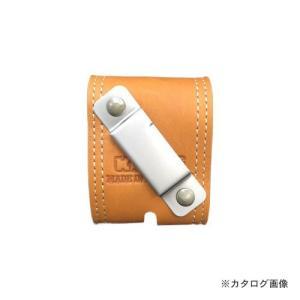 ニックス KNICKS KGC-DXM-L グローブ革メジャー金具付ベルト 左利き用 (キャメル) KG-DXM|plus1tools