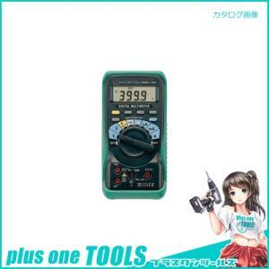 共立電気計器 KYORITSU デジタルマルチメータ キューマルチメータ MODEL 1009|plus1tools