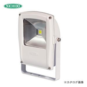 日動工業 LEDフラットライト 白 LED10W LEN-F10D-W-S|plus1tools